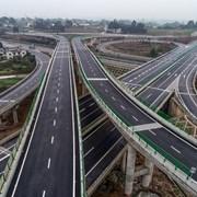 G8515荣泸高速公路特兴枢纽互通