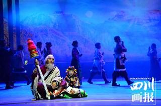 诠释最美香格里拉之魂《亚丁·三怙主》歌舞剧震撼首演