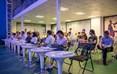 据悉,锦绣四川·好戏连台将于5月13日启动首演,出席通气会的文化厅领导及院团负责任依次介绍了锦绣四川·好戏连台筹备情况和演出概况。