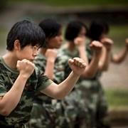 四川女子特警队实战训练