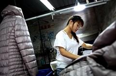 """四川省泸州市纳溪区针对制衣、酒类包装等企业""""用工荒""""现状,通过""""龙头企业+品牌+基地""""的模式,集中培训农村留守妇女,把农村妇女的大量""""闲置""""劳动力充分利用,既解决了企业招工难的问题,也增加留守妇女的就业机会,逐步提升农村妇女的创业信心。"""