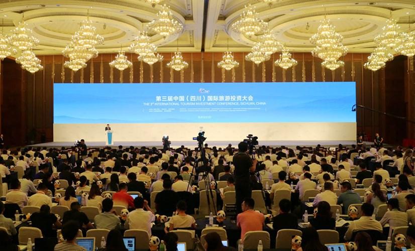 第三届中国(四川)国际旅游投资大会在成都召开