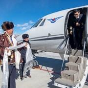 甘孜格萨尔机场开始飞行校验