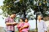 华蓥:三个贫困村第一书记的一天