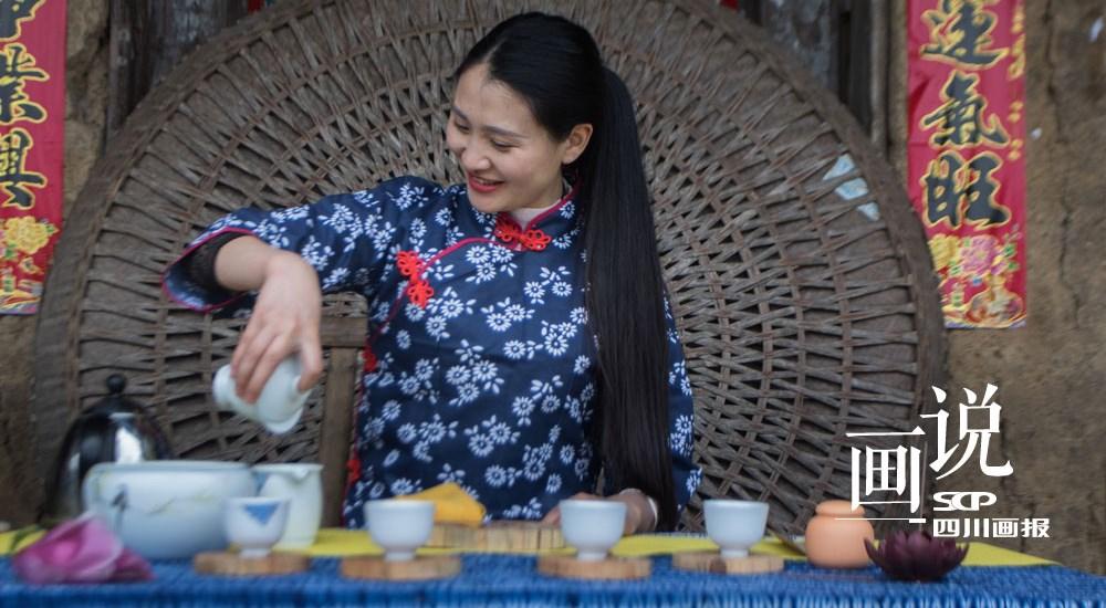 又是一年春茶香-广安春茶