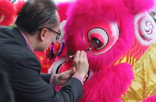 中国人的喜庆文化—舞龙舞狮
