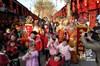 寻春节之源就到阆中过年