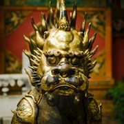 故宫的铜兽