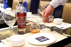 2015年1月22日,成都。法国著名干邑品牌马爹利在蓉城知名餐厅——雍雅河鲜举办了蜀蕴新赏上膳宴,推出了马爹利鼎盛干邑专属套餐。