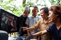 """由四川省华蓥市摄影家协会组织开展的""""留住岁月,定格亲情——为1000位老人免费留影""""志愿服务活动,于6月23日正式启动。"""