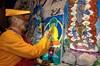 四川国家级非物质文化遗产系列之——藏族格萨尔彩绘石刻