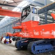 泸州国家高新区邦立重机生产车间