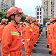 泸州消防夏训