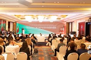 2018四川·意大利产业合作与投资对接会举行 5个项目集中签约