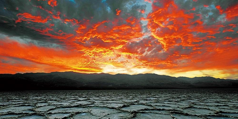 死谷国家公园    炽热之地