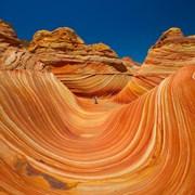 美国波浪谷地质奇观